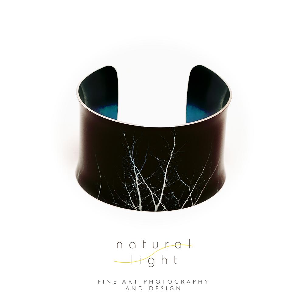 Tree-Tops-Black-Blue-Cuff-Bracelet-3