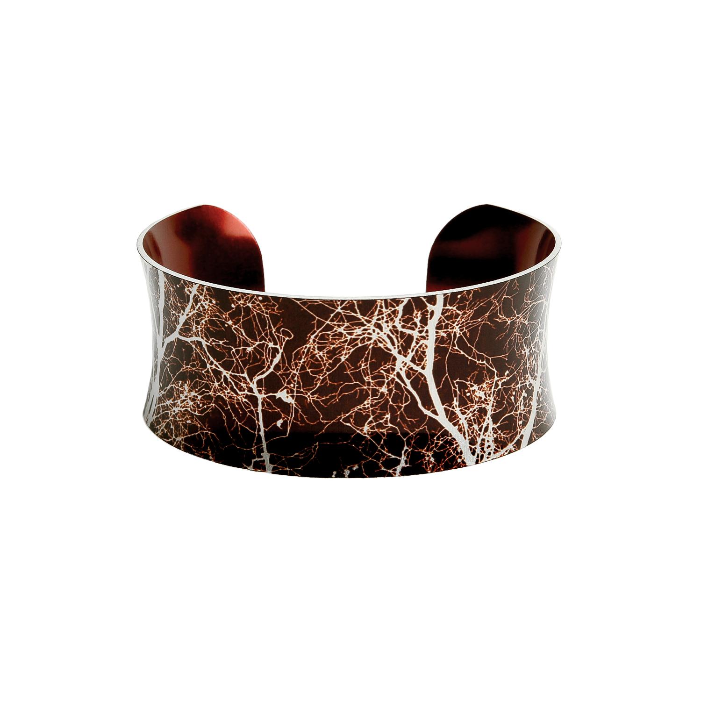 Jesus-Green-Trees-cuff-bracelet