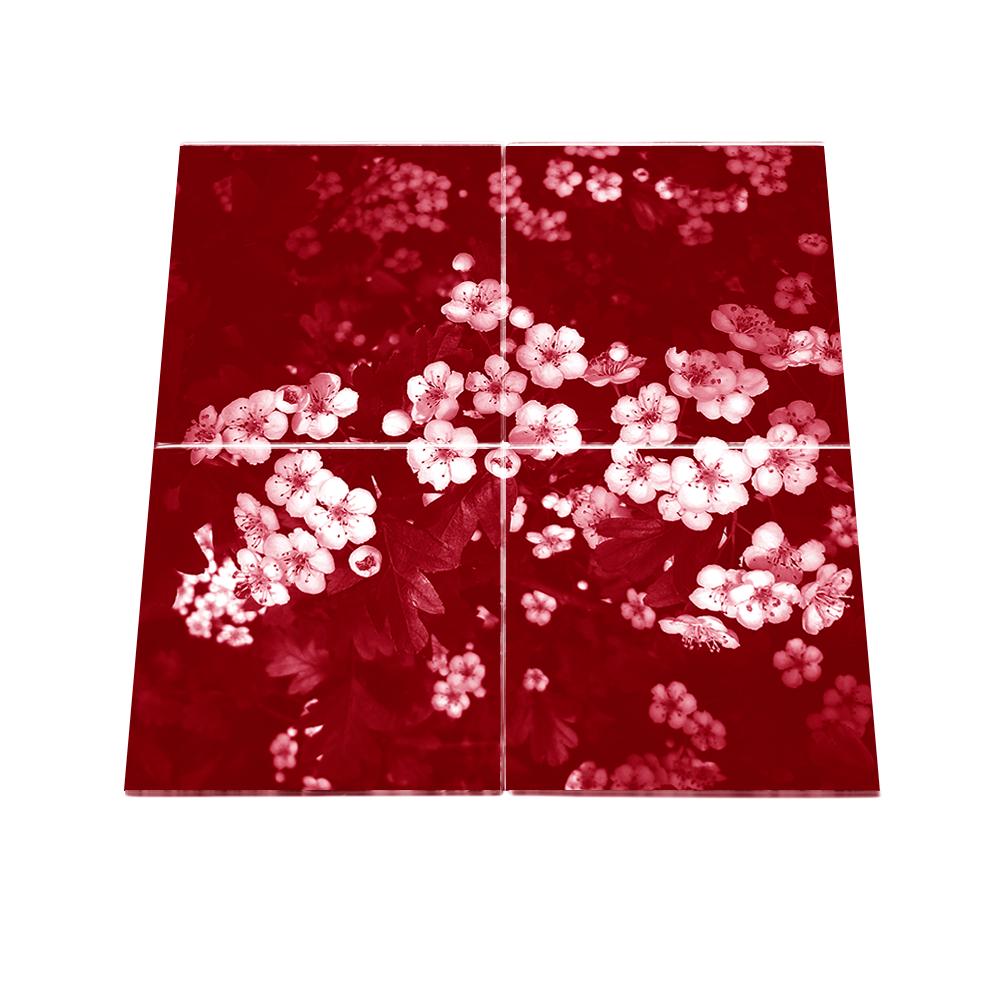 floral-garden-deep-red-glass-coaster-set-new